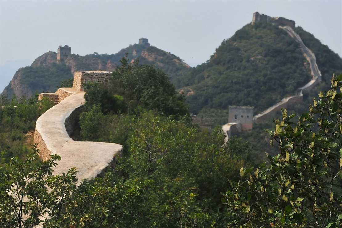 The Great Wall of China Debate – RedState