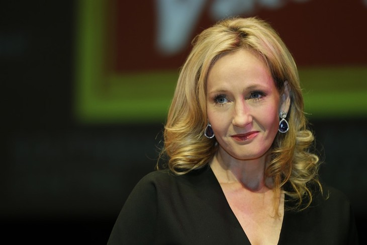 J. K. Rowling draws flak for slight in new novel