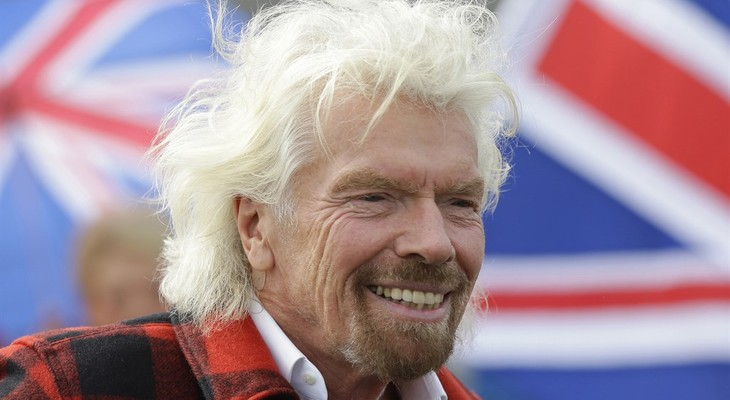 Who Bought a Ticket on Branson's SpaceShipTwo