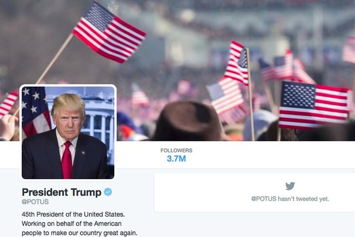Big-Tech CRACKDOWN: Twitter Just Cut Off the @POTUS ...
