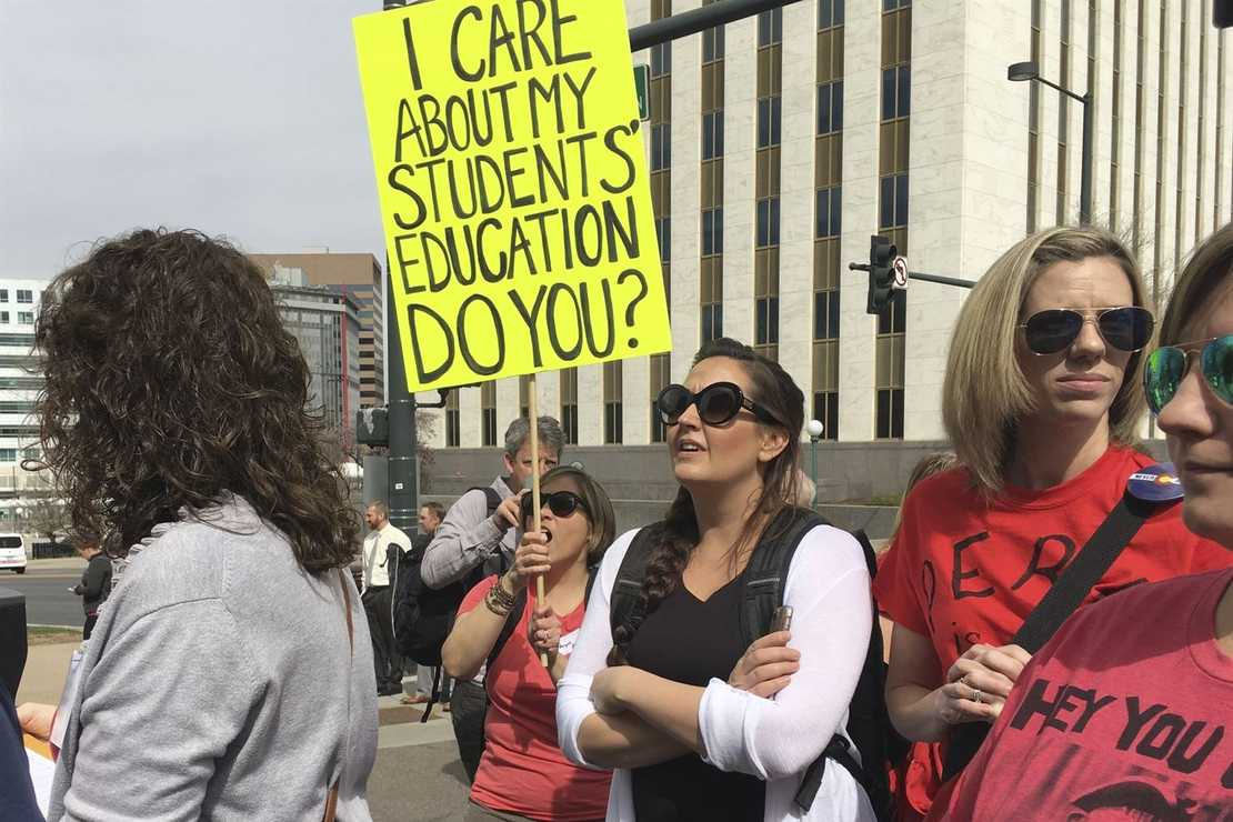 Teachers Unions Have a New Demand, It Will Make You Pull Your Hair Out