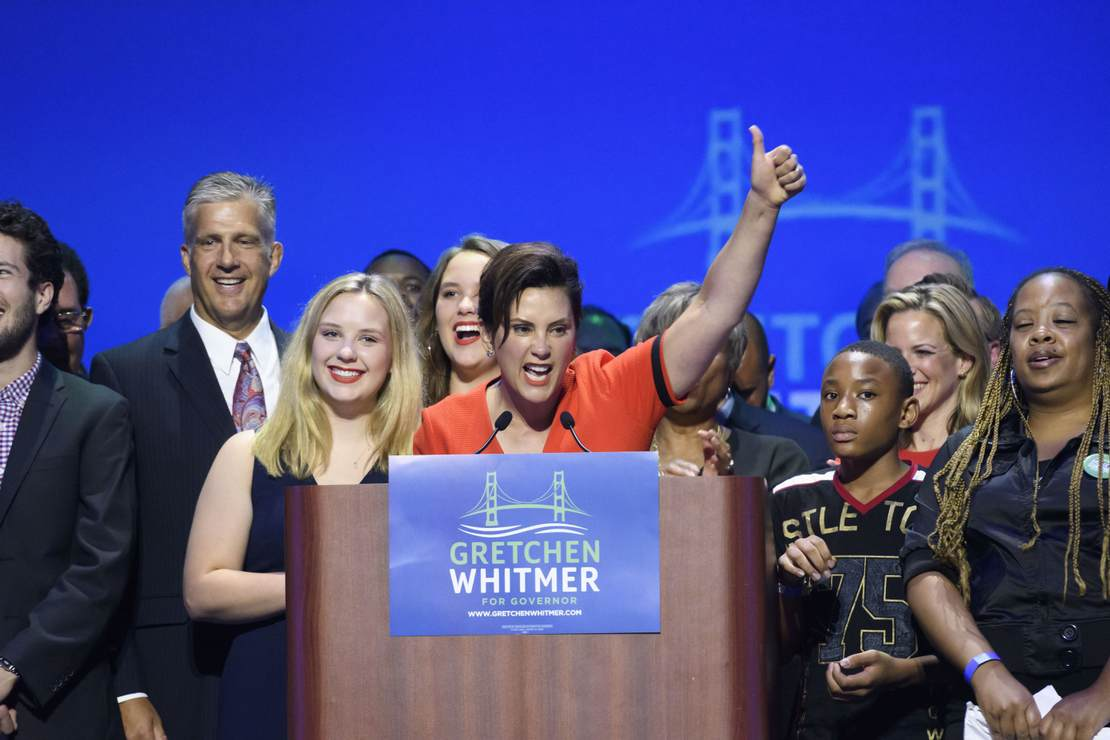 Gretchen Whitmer Could Face a Primary Challenge Next Year From a County Sheriff