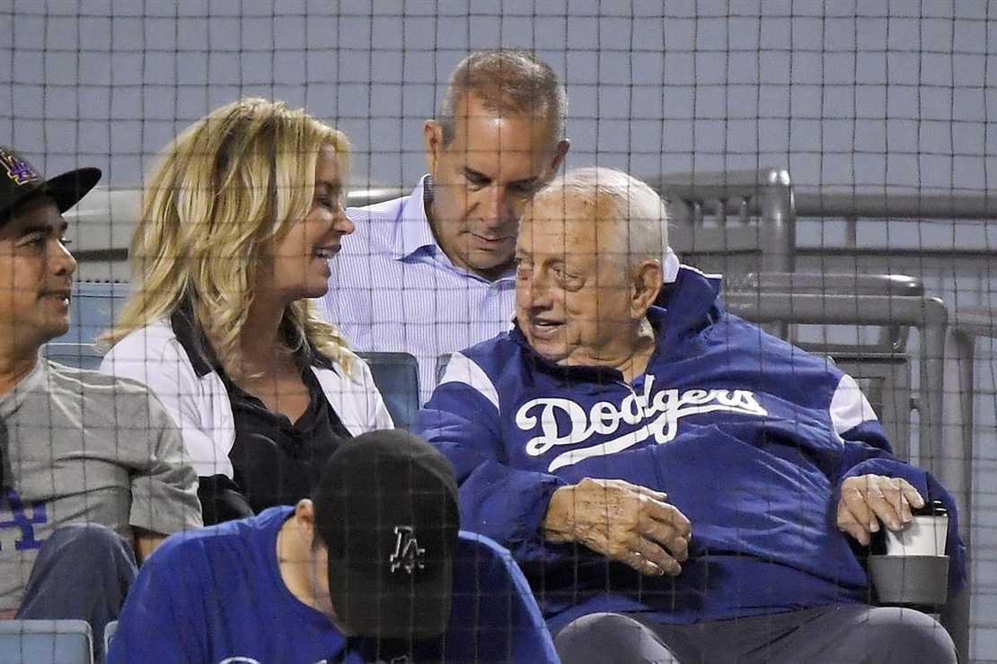 Baseball World, Fans Mourn, as Dodgers Legend Tommy Lasorda Dies at 93