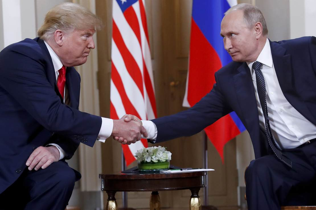 Precedents: House Dems back off demands for Trump-Putin summit records for some strange reason