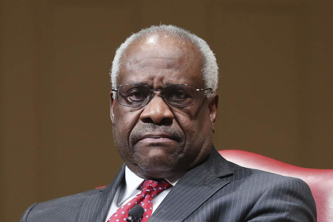 Clarence Thomas Says Supreme Court Needs to 'Fix' Obergefell After the Jailing of Kim Davis