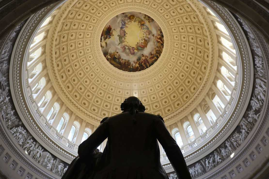 National Archives Goes After Its Own Rotunda and the Founding Fathers for 'Structural Racism'