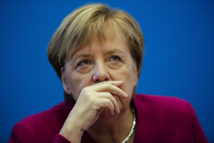 Merkel finds Twitter halt of Trump account 'problematic'