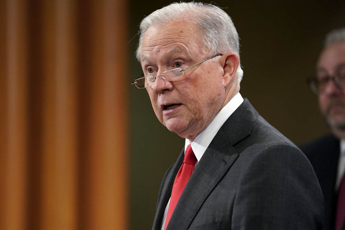 Trump Needs to Lay Off Jeff Sessions