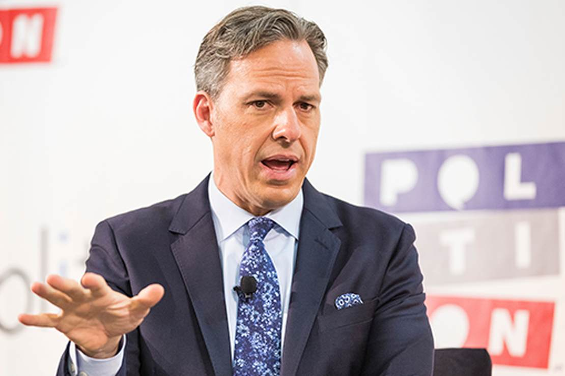 Totally Self-Unaware Jake Tapper Declares 'DC Is an Accountability-Free Town.' Really, Jake? 'Now Do CNN'