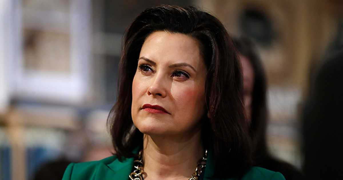 Gretchen Whitmer's Husband Caught Trying to Subvert Lockdown Order Because He's SPECIAL and You're Not