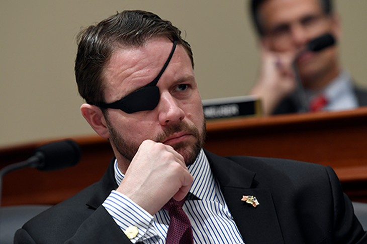 China Threatens 'Severe Consequences' for Tom Cotton, Dan Crenshaw, Missouri AG