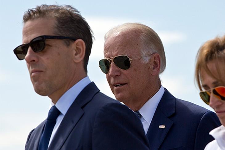 FBI Investigating Hunter Biden for Money Laundering