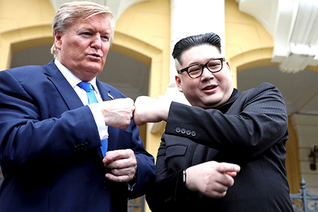 Kim Jong-un's Message for Joe Biden: We Will Bring U.S. 'to Its Knees'