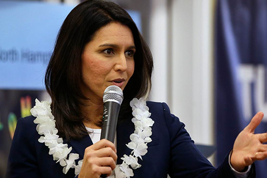 Tulsi Gabbard Pulls Back the Curtain on Why Congress Won't Act Against Big Tech