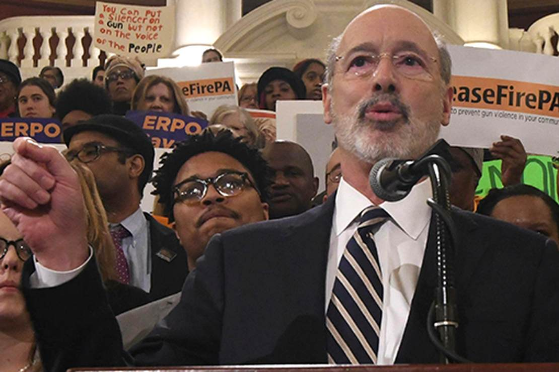 Pennsylvania Governor Mandates Mask-Wearing in Your Own Home