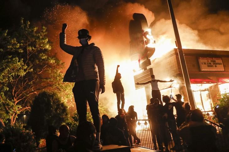 riots, #TeamKJ, #KevinJackson