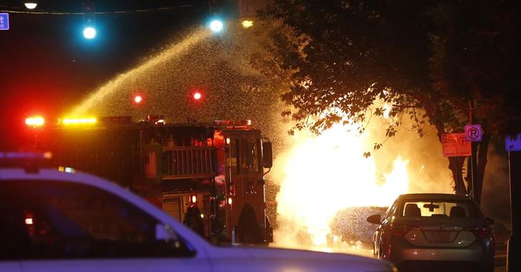 Richmond, Virginia, Protests, Riots