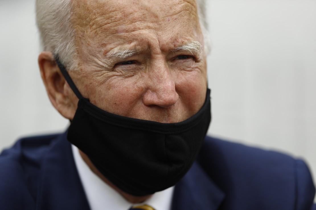 It's Happening Already: Joe Biden Calls a Lid Four Days Into Presidency