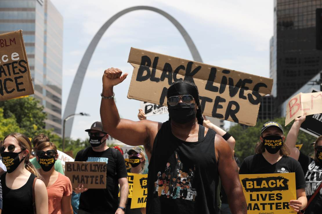 BLM Member Shot to Death, Apparently When 'Protesters' Surround Car