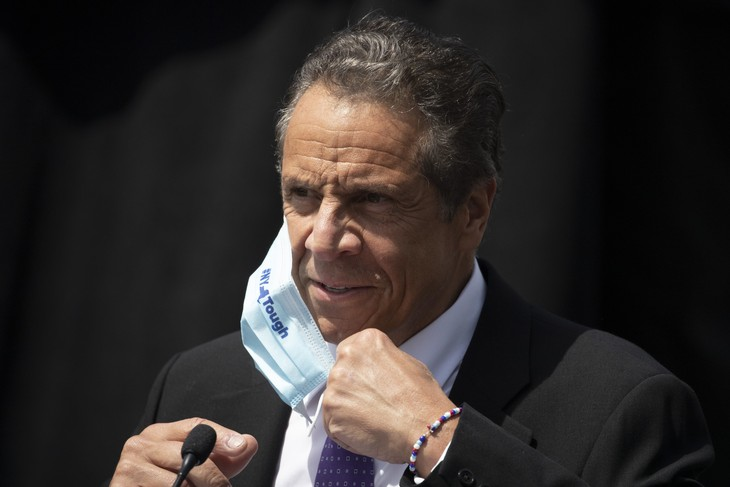 Cuomo sending rapid testing machines to areas with uptick in coronavirus cases