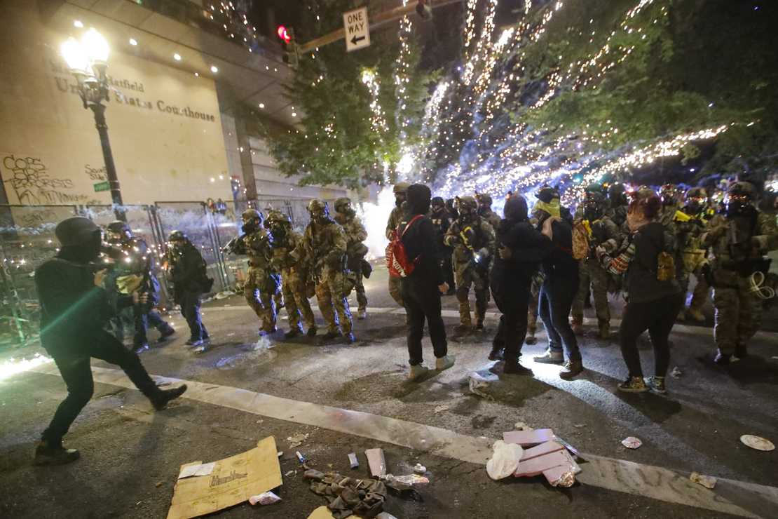 Portland Mayor Finally Admits Violent Riots Aren't the Same as 'Peaceful Protests,' After 68 Nights