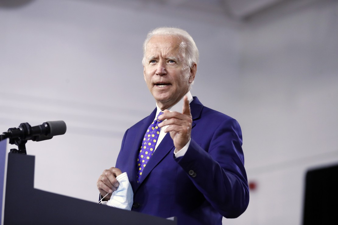Biden Pledges to Gut Religious Freedom Protections, Saying They Give 'Hate' a 'Safe Harbor'