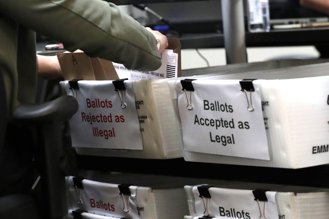 Majority of Voters Say Preventing Fraud In Elections is More Important Than Making Voting Easier