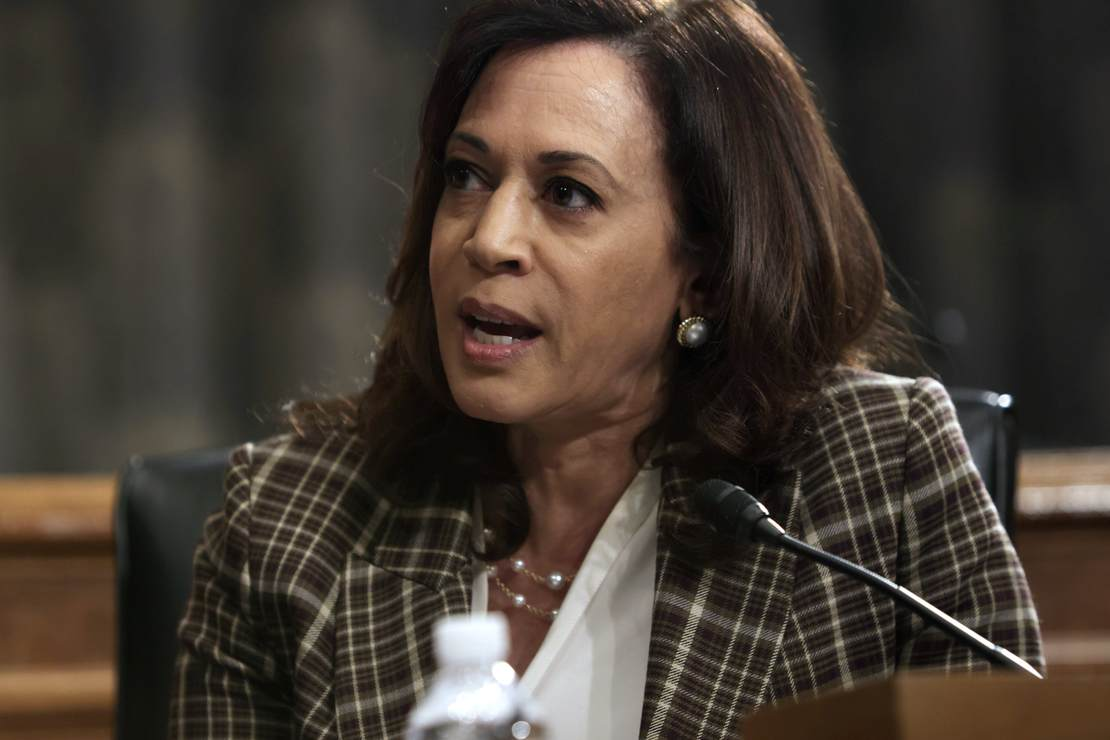 Questions Raised About Kamala Harris's Eligibility to Become Vice President