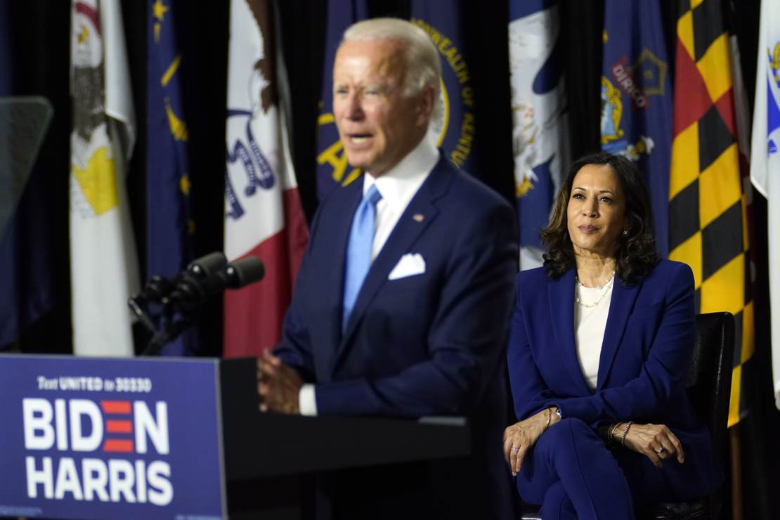 The Morning Briefing: Vote Biden-Harris 2020 if You Want to Kill the Republic