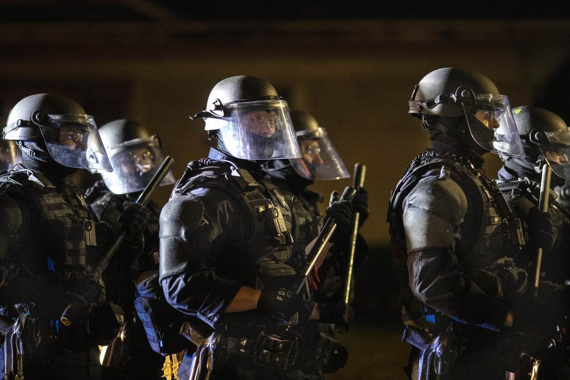 Portland Mayor Scrambles as Fallout From Mass Resignations of Portland Riot Squad Begins