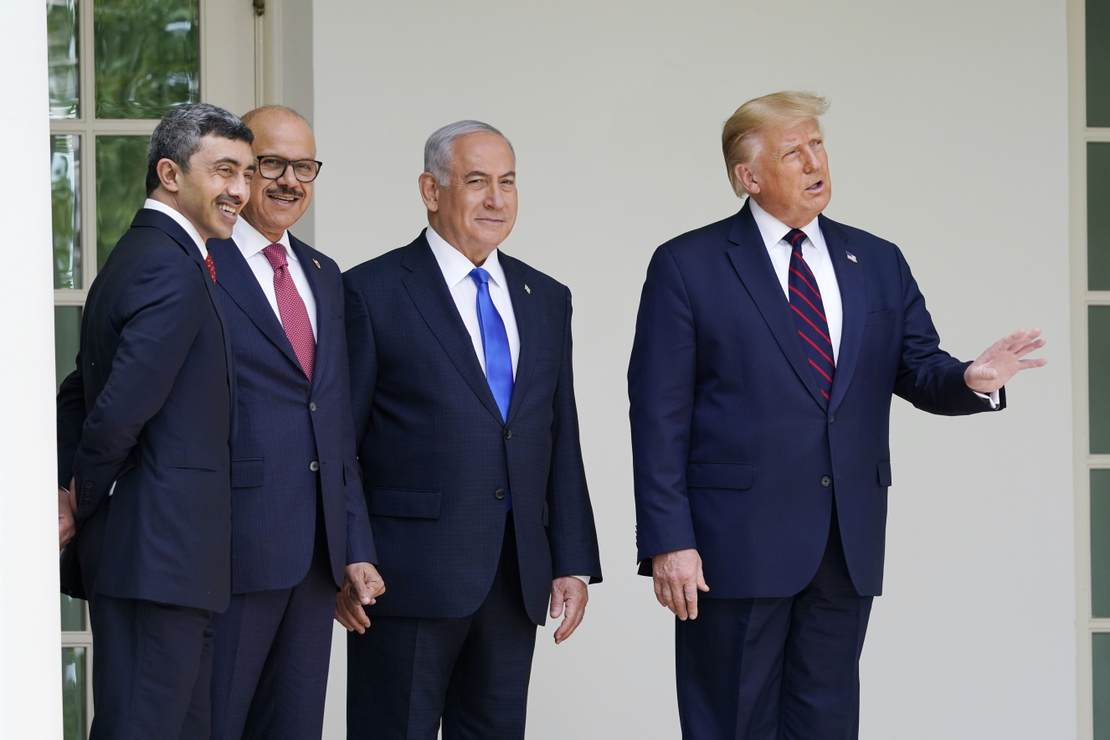 Trump's Middle East Peace Deals Continue to Pay Dividends