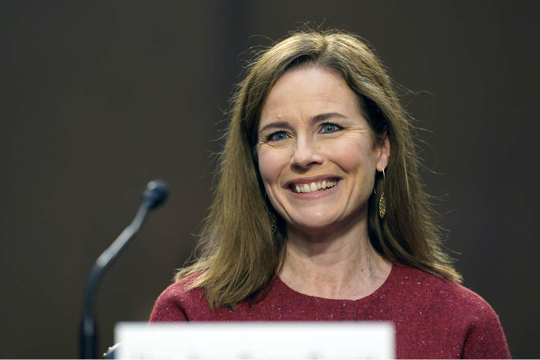 The Left Goes Apoplectic Over Amy Coney Barrett's Confirmation, and Here are Some of the Best Reactions