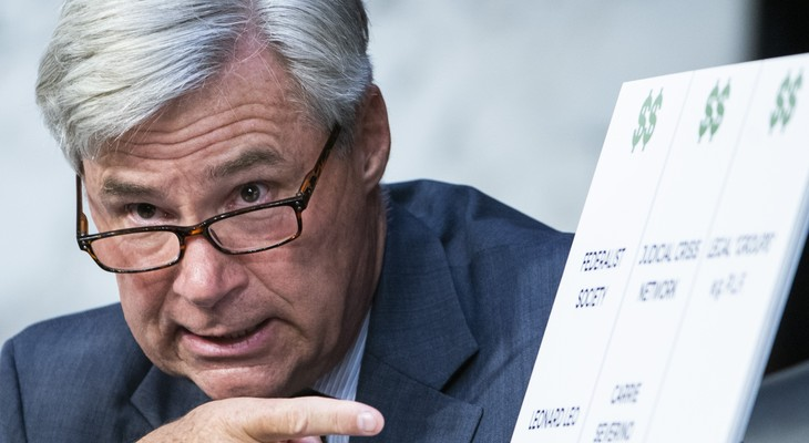 Sheldon Whitehouse Shows How to Defeat Racism With This One Weird Trick