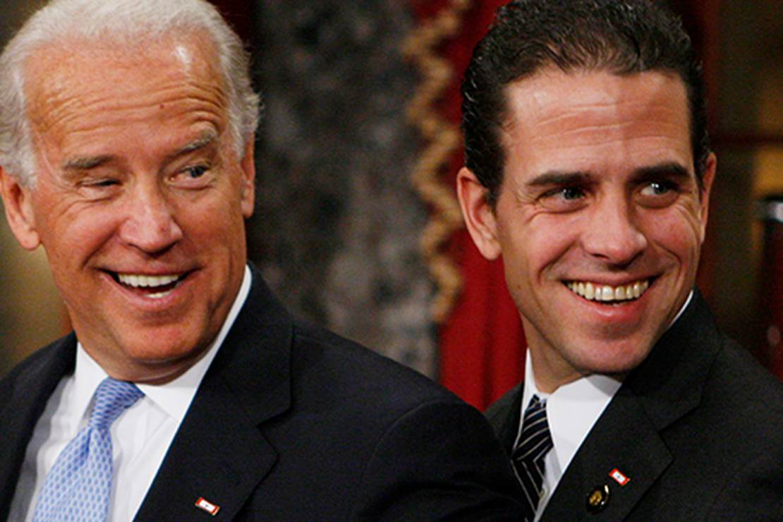 The Hunter Biden Corruption Scandal Is a Reckoning for the Legacy Media