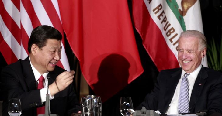 Joe Biden, Xi Jinping