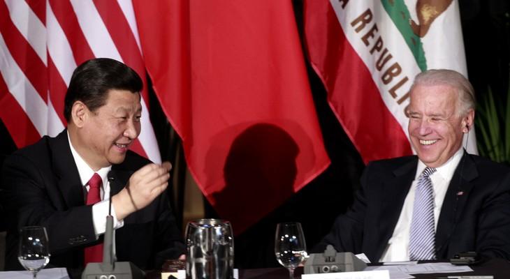 Afghanistan Bugout: Xi's Up, Joe's Down