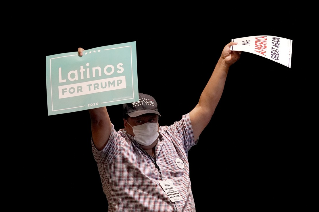 New Research Shows Why Democrats Should Be Very Worried About Latino Vote