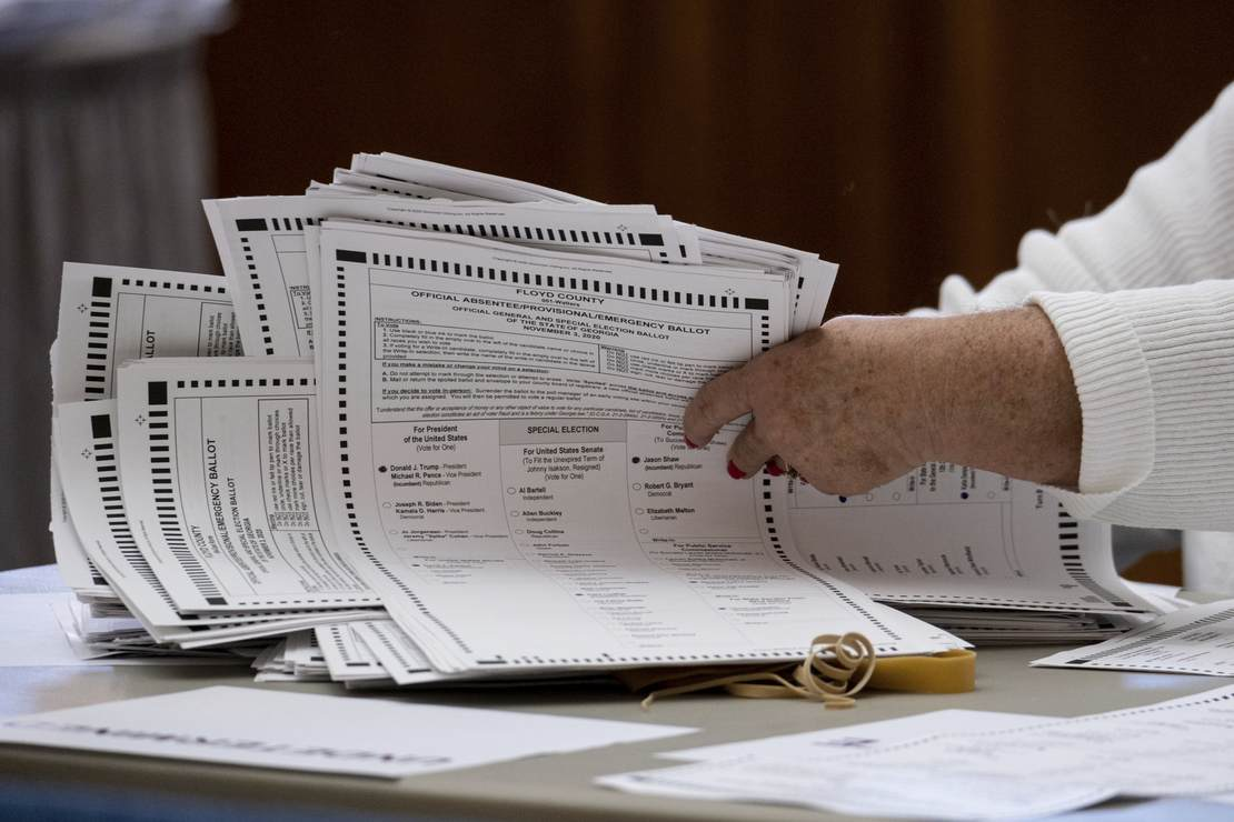 Judge Blocks Further Certification of PA Election Results Over Mail-in Ballot Fight