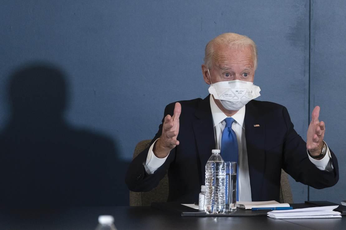 Joe Biden's Call for Unity and Healing Begins Self-Destructing