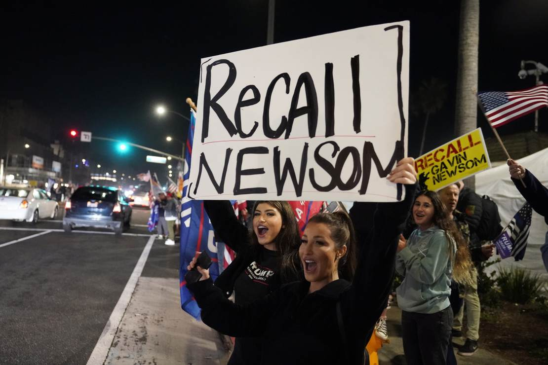 A Newsom Recall Explainer: Why His Chance Of Getting Fired Is Much More Likely Than You Think