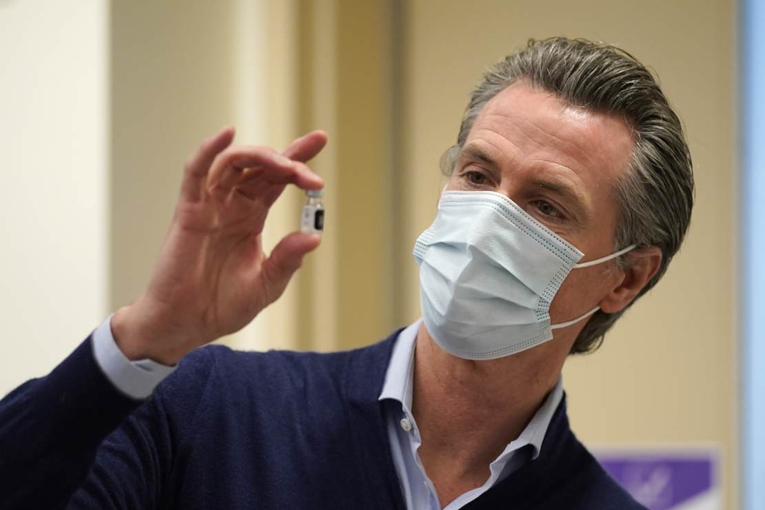 Newsom COVID 'Equity' Plan: Vaccinate 2 Million Latinos or California Won't Reopen. This Should Work Out Well.