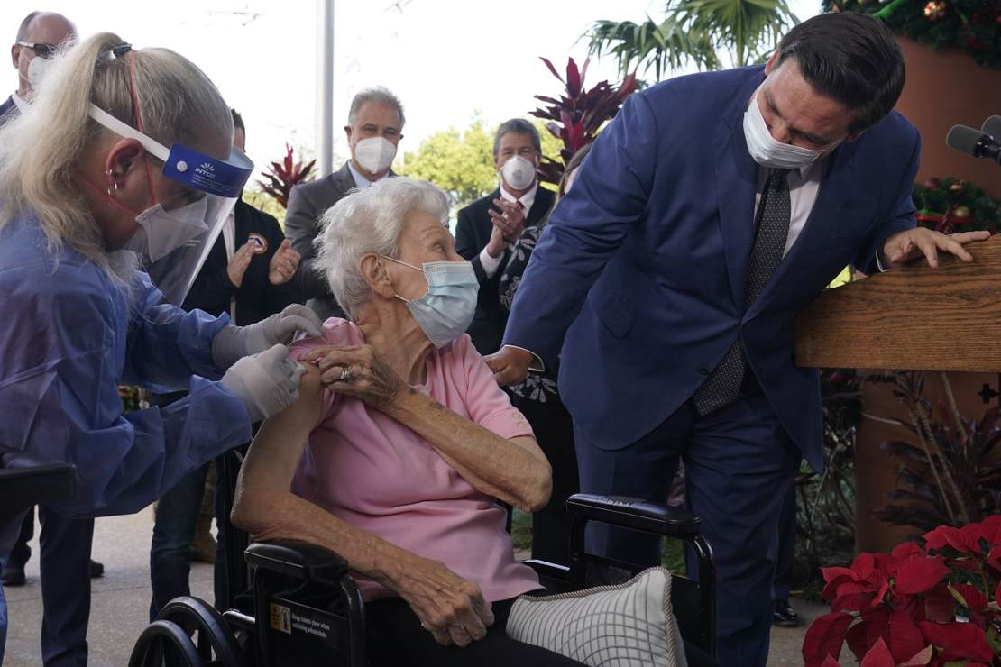 COVID outbreaks happening in nursing homes again -- thanks to unvaccinated staffers – HotAir