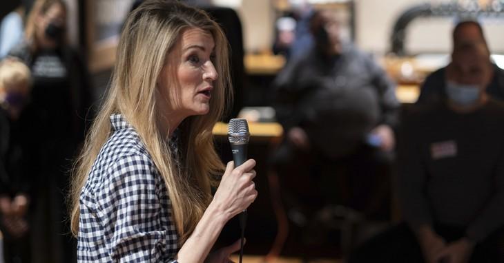 Georgia Senator Kelly Loeffler