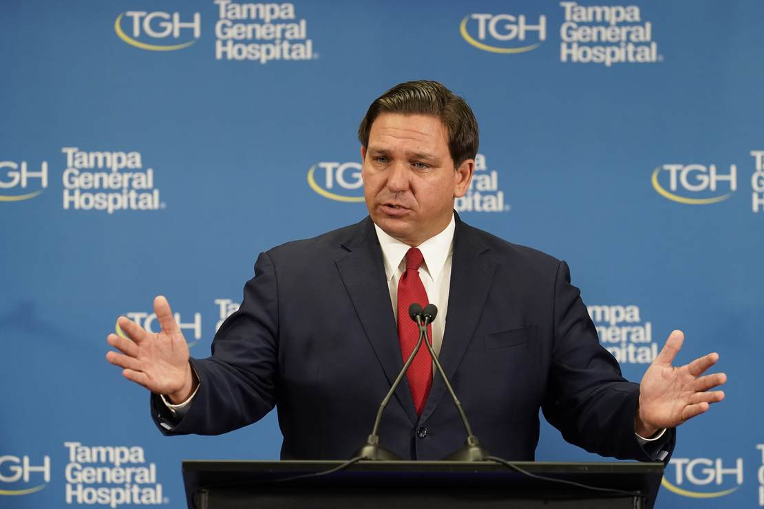 DeSantis to Florida cruise lines: No, you're not allowed to require proof of vaccination from passengers