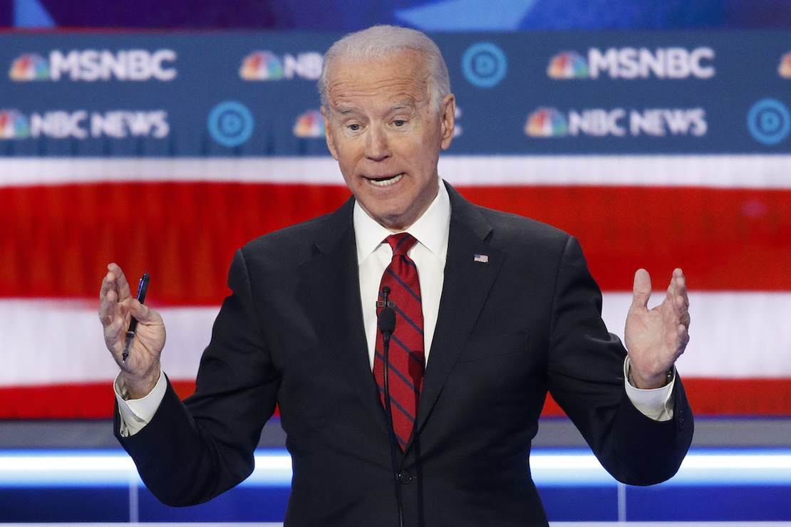 Is This Joe Biden's 'Hot Sauce in My Purse' Moment?