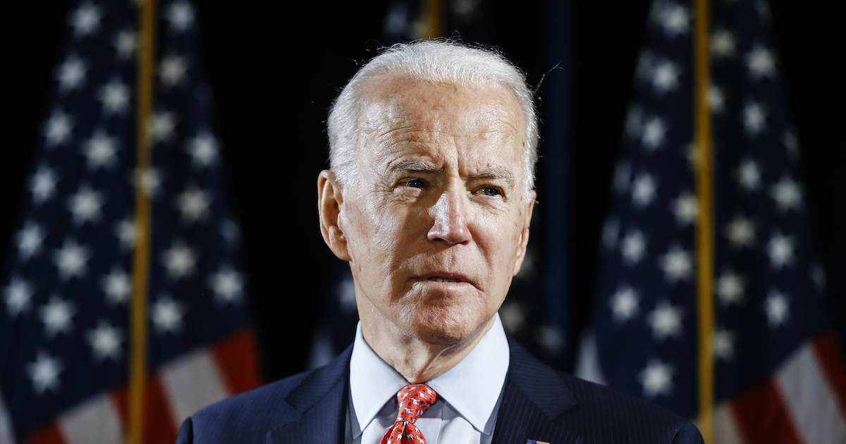 As Antifa Terrorizes Portland, Biden Claims Trump Is Attacking 'Peaceful Protesters'