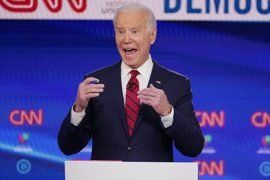 Voters Do Not Think Joe Biden Will Complete His First Term, Making His VP Pick the Real Nominee