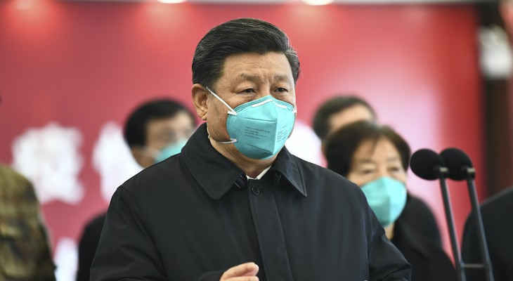 Insanity Wrap Loves It When Xi Jinping's Buddies Get Unmasked