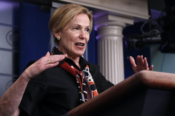 White House coronavirus coordinator Dr. Deborah Birx says she'll retire
