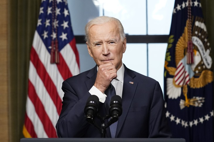 Joe Biden Now Describes Migrant Rush on the Border as a 'Crisis'